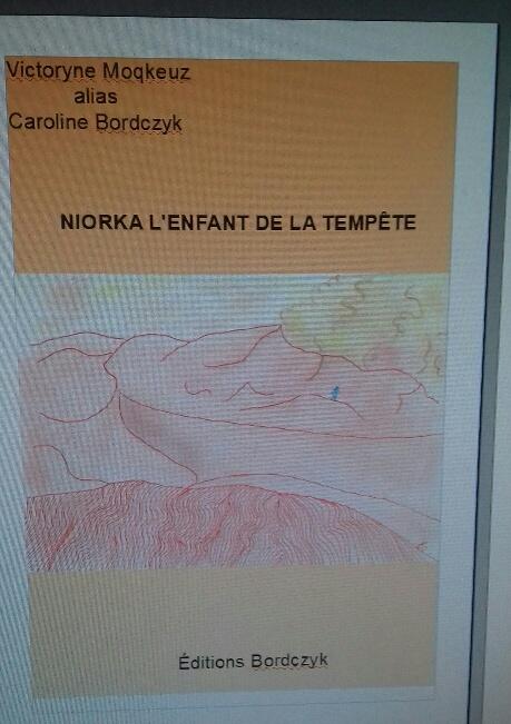 Niorka premiere de couverture